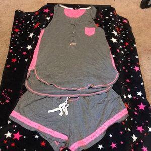 Small pajama outfit